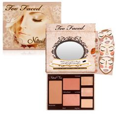Too Faced Natural Radiance Face Palette | Make-Up | BeautyBay.com