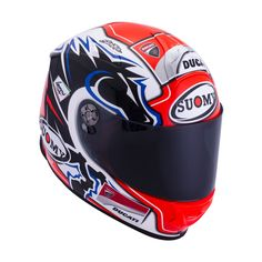 Suomy SR Sport Replica Andrea Dovizioso 2015 (2016 Collection)