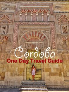 cordoba one day travel guide