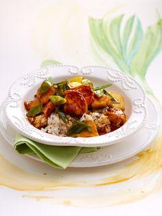 Unser neuen Küchenliebling: der Wok. Viel knackiger Gemüse und saftiges Fleisch - Wok Rezepte sind lecker und gesund zugleich. 17 einfache Rezepte.