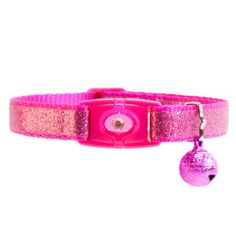 Your cat can shimmer, shine & jingle this summer with a sparkle-filled collar – PetSmart $4.99