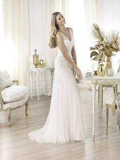 Svatební šaty Pronovias Landra