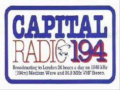 Capital Radio jingle -1973