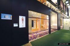 Balenciaga Flagship Store // Nicolas Ghesquière, Dominique Gonzalez-Foerster | Afflante.com