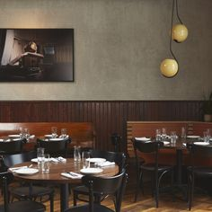 Fitler Dining Room Gives Way To An Italian Concept