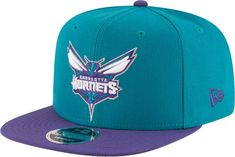 more photos 55529 c2f60 New Era Men s Charlotte Hornets 9Fifty Adjustable Snapback Hat