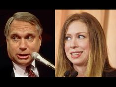 The Moment Chelsea Clinton Found Out She Is Web Hubbell's Daughters & No...