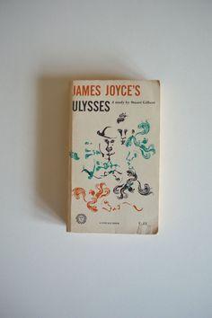 A Study On James Joyce's Ulysses by Stuart di ElevatedWeirdoBooks, $10.00