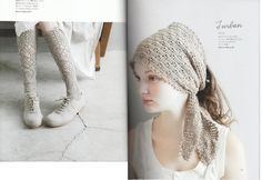 Japanese knitting & crochet book