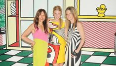 Launch the Lichtenstein Collection With a Pop Art Party