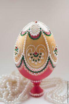 """пасхальное яйцо """"Cамоцветы"""" - разноцветный,Пасха,пасхальный сувенир,пасхальный подарок"""