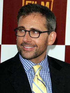 Steve Carell is oddly attractive...