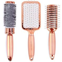 Luxury Hair Brush Gift Set – Rose GoldRate this post Luxury Hair Brush Gift Set – Rose Gold Lily England Luxury Rose Gold Hair Brush Set – Gift Set