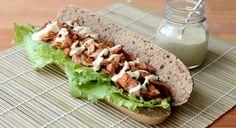 Cajun-Spiced Jackfruit Sandwiches
