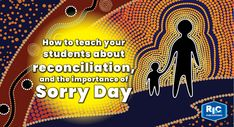 National Sorry Day and National Reconciliation Week How to teach your students about reconciliation, and the importance of Sorry Day Aboriginal History, Aboriginal Culture, National Sorry Day, Book Crafts, Arts And Crafts, Aboriginal Dreamtime, Time In Australia, Cultural Significance, Student Drawing