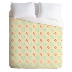 Allyson Johnson Write me letters Duvet Cover | DENY Designs Home Accessories