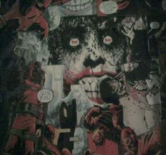 """The Joker Escapes"", Black Mirror run"