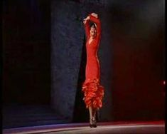 Flamenco- Maria Pages  (I believe this is an excerpt from RiverDance)