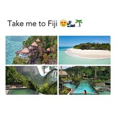 I have long ago established that Fiji is my ultimate destination when the rest of the world goes truly crazy Vacation Places, Vacation Trips, Dream Vacations, Oh The Places You'll Go, Cool Places To Visit, Beautiful Places To Travel, I Want To Travel, Destination Voyage, All Nature
