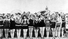 Beach Beauty contest 1931 – cameretta sabauda