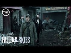 Comic-Con Season Ahead | Falling Skies | TNT - YouTube