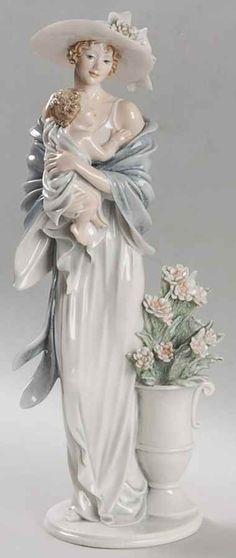 Porcelain Lady. Armani