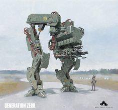 Фотографии на стене сообщества   ВКонтакте Robot Concept Art, Robot Art, Robots Robots, Personal Armor, Fighting Robots, Robots Characters, Sci Fi Ships, Army Vehicles, Cyberpunk Art