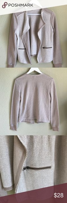 CASLON Neutral Cream Open Cardigan CASLON Neutral Cream Open Cardigan Small 100% cotton Career friendly Thank you for looking and please check out the rest of my closet. Caslon Sweaters Cardigans
