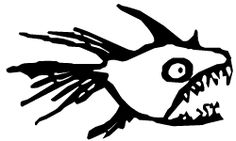 Fish Stickers | Fish Decals - Car Stickers