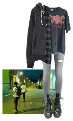 """""""Untitled #82"""" by evamederer on Polyvore featuring Dondup"""
