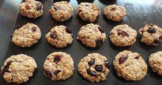 Ovsené koláčiky bez múky - RECEPTY na chudnutie Muffin, Food And Drink, Sweets, Healthy Recipes, Vegan, Cookies, Breakfast, Fitness, Biscuits