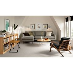 Jasper Sofas with Chaise - Sofas with Chaise - Sectionals - Living - Room & Board