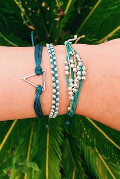 Blue Hues | Pura Vida Bracelets | Use code » PATTI20 « to get 20% off EVERY order!! Go find yours today!