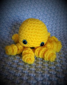 ~Olly the Octopus~ Price: $2 + S&H