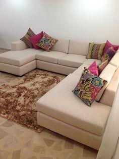 fabricación sofá