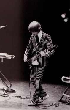 Great outfit-Brian Jones....