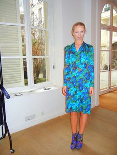 I swear I wore this to my first job in 1973! You missed big time Erdem and Neiman!