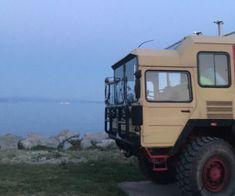 Off Road Camper, Truck Camper, Camper Van, Man Kat, Jeep Cherokee 2014, Holland, Expedition Truck, Armored Vehicles, Custom Cars