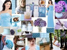 Inspiration Board 99: Powder Blue