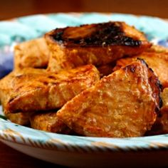 Salmon tikka, the centerpiece of an Indian dinner. http://www.theperfectpantry.com/2009/10/chickpea-flour-recipe-salmon-tikka.html