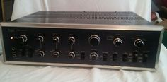 Rare Vintage Sansui AU 9500 Integrated Stereo Audio Amplifier - Best Of The 70s!
