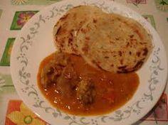 Mutton curry with parota,Yummmmm