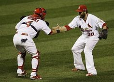 Game 3 of the NLCS- That's a Winner- 3-1 final.  10-17-12