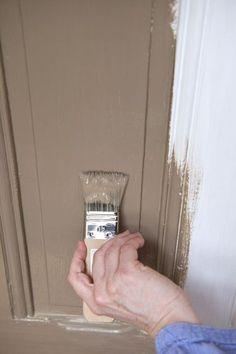5. Peindre les portes de la couleur de votre choix
