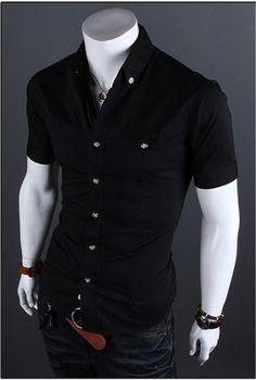 Camisa Casual Slim Sty