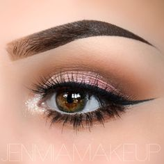 Rosegold #eyeshadow #makeup