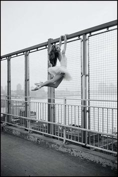 "Sidewalk Dancer Photography - Dane Shitagi's ""Ballerina Project' is Simply Beautiful (GALLERY)"