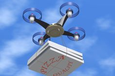 Where are the drones? | The buzz around drone delivery is big right now. So why don't we see any drone deliveries yet? Spoiler: it's not 'only' because of the laws.