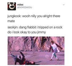 Why are army's like this? Also why am I laughing so much about it?