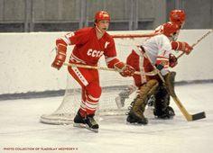 Валерий Васильев #hockey #сборнаяссср #хоккей